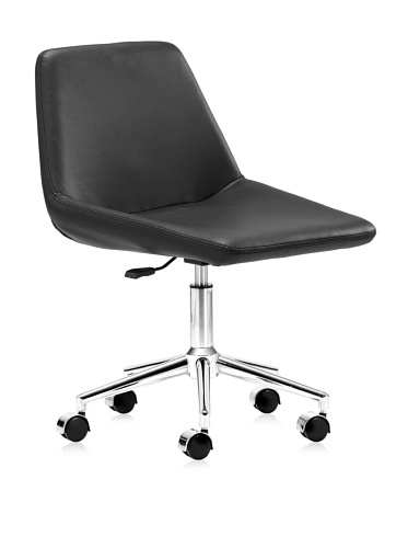 45% OFF Zuo Zen Office Chair (Black)