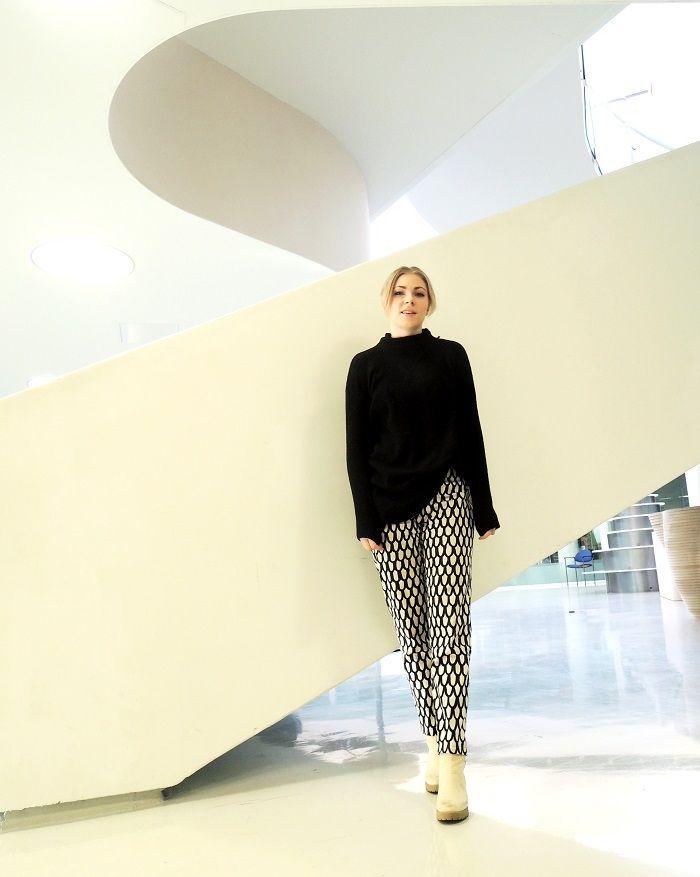 Marimekko pants - Nevaeh   Lily.fi
