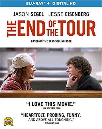 Jesse Eisenberg & Anna Chlumsky & James Ponsoldt-The End Of The Tour