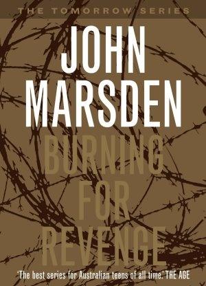 John Marsden - Burning For Revenge