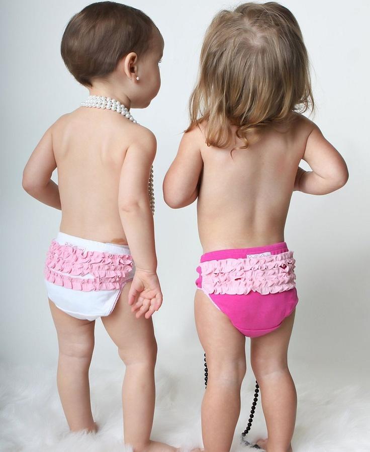 Got dads little girls in their underwear