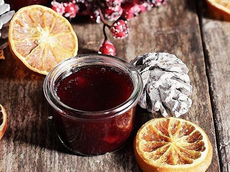 Kostenloses Rezept: Glühwein-Kirsch-Marmelade kochen / free recipe: mulled wine-cherry-jam via DaWanda.com