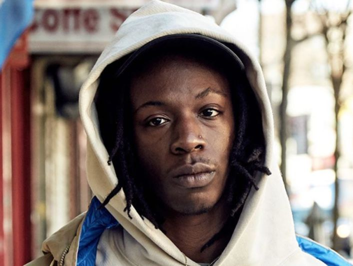 "Stream & Download Joey Bada$$' New 12-Track Album 'All-Amerikkkan Bada$$' Joey Bada$$ dubbed April 7th ""Global Hip-Hop Day,"" and today he has gifted us with his new politically-charged album, All-Amerikkkan Badass , to celebrate the occasion. His sophomore album brings a combination of what we're used to from his previous projects and a new style we haven't seen from him before. While the second half of the album showcases his lyrical prowess over his usual 90's boom-bap beat.."