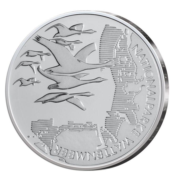 Silbermünze BRD 10 Euro 2004 Nationalparke Wattenmeer in Münzen, Münzen Deutschland ab 1945, BRD Euro-Währung | eBay