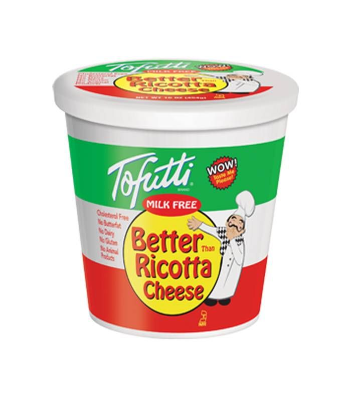 15 Of The Best Vegan Cheese Brands That Rival The Real Thing Tofutti Ricotta Cheese Cheese Brands