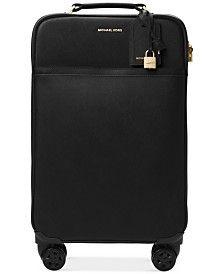 MICHAEL Michael Kors 4-Wheel Large Trolley Suitcase