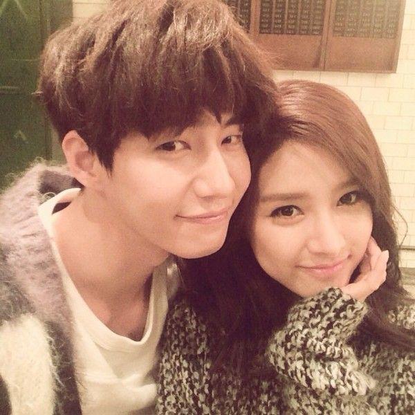 Kim Soeun and Song Jaerim