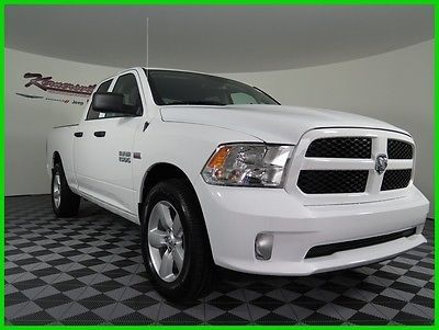 awesome 2016 Ram 1500 Express 4X2 Quad cab Truck Backup Camera 20 Wheel - For Sale