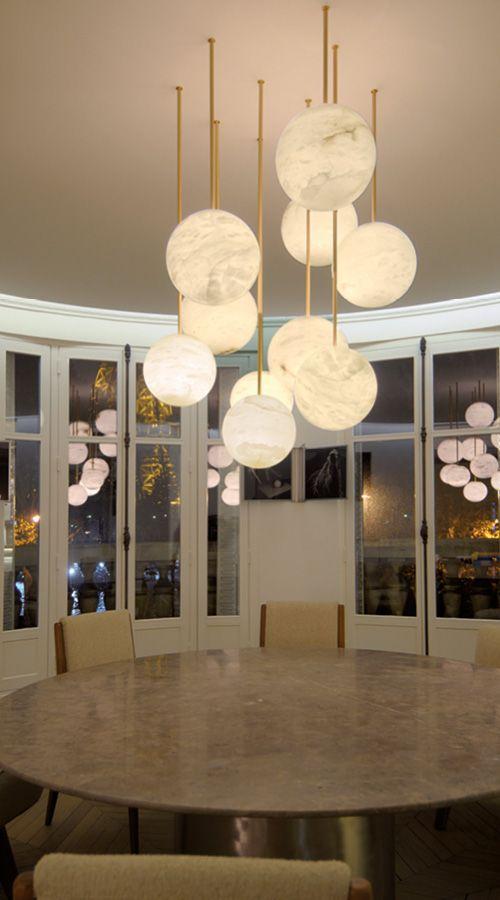 lustre en alb tre harmony10 alabaster chandelier sparkle fun lighting and glitter pinterest. Black Bedroom Furniture Sets. Home Design Ideas