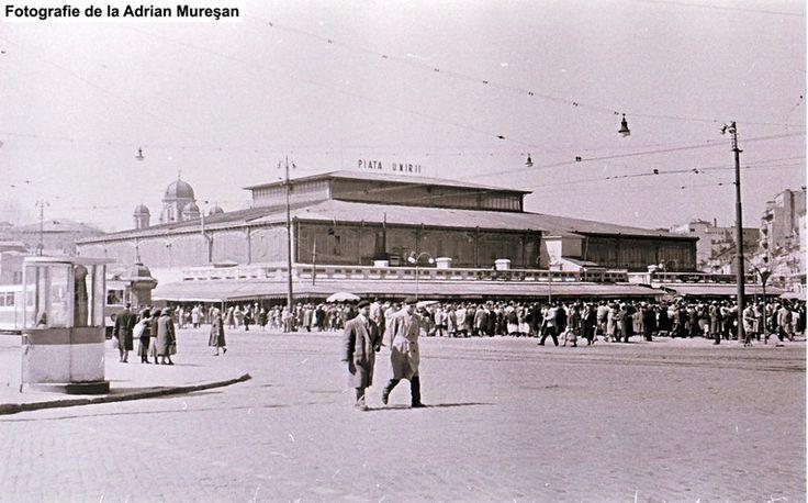 Piata Unirii - Bucuresti - 1962