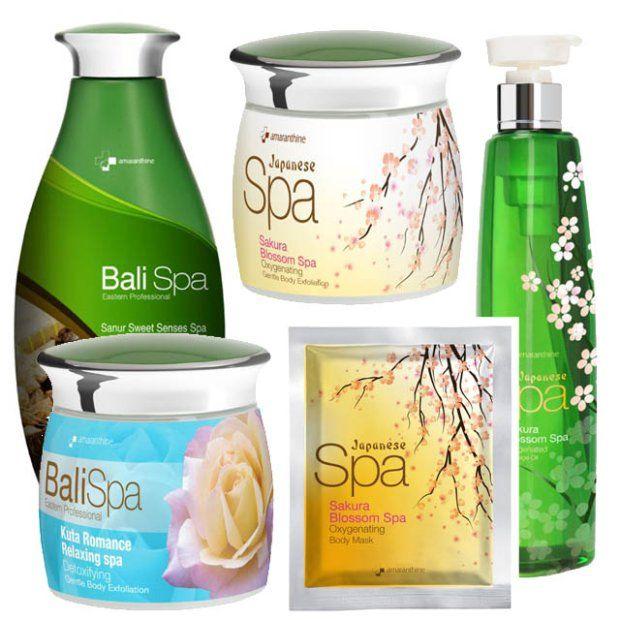 Bali Spa - kosmetyki do ciała