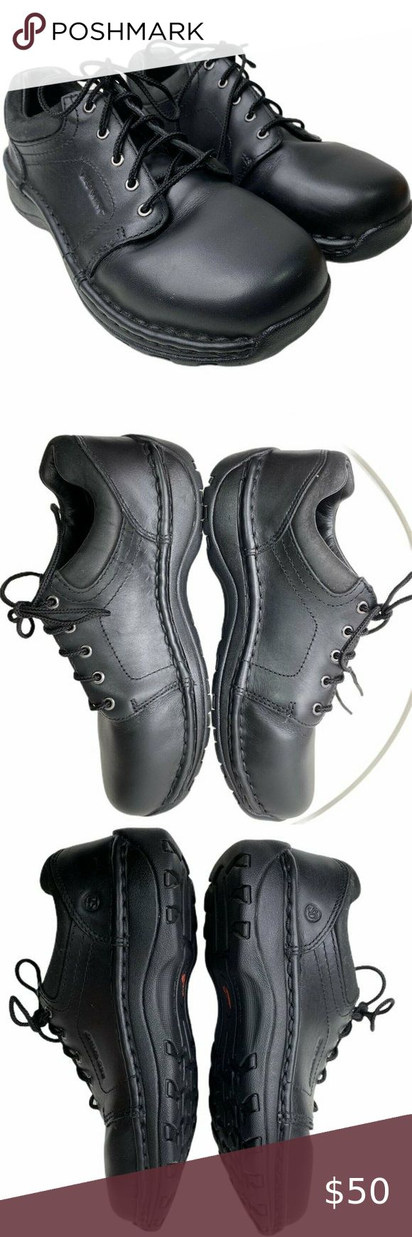 Red Wing Work Oxford Safety Shoes Black 2323 sz 6 in 2020