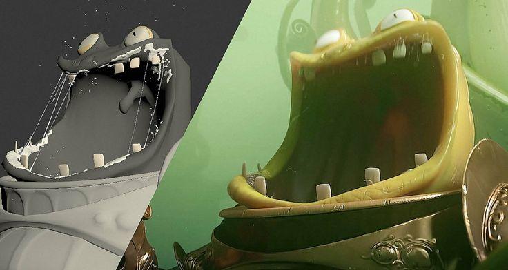 Breakdown Slobber Rayman E3 Trailer on Vimeo