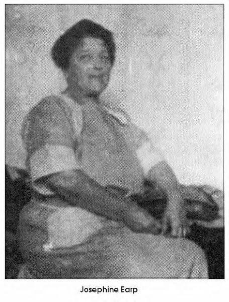 Josephine Sarah Sadie <i>Marcus</i> Earp