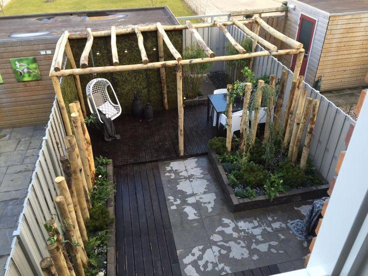 17 beste idee n over moestuin indeling op pinterest tuin indelingen raised beds en tuin prieeltje - Pergolas ijzeren smeden voor terras ...