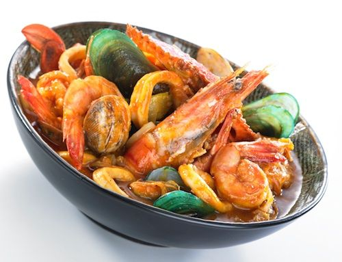 seafood recipes | Easy Seafood Casserole Recipe from Lea & Perrins Recipe Booklet ...