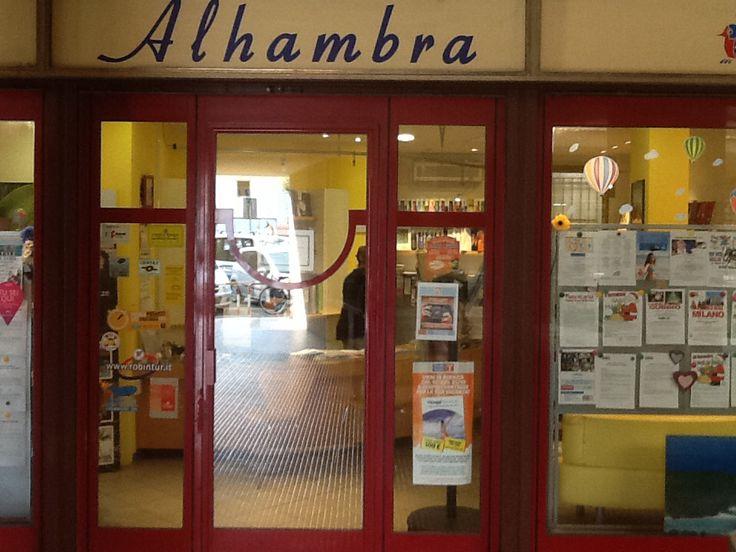 Via di Novoli 42/b a Firenze Alhambra Viaggi sede