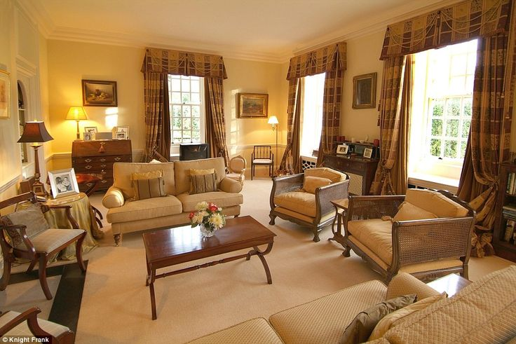 The famous living room: Viewers who were hoping to see a spin-off chat show in this room w...