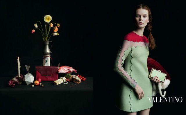 Colectia Valentino Toamnă Iarnă '13 - '14