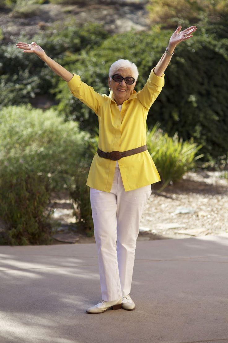 joy older women fun