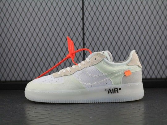 hot sale online 0b148 d0e43 NIKE AIR FORCE 1 LOW OFF-WHITE™ AO4606-100