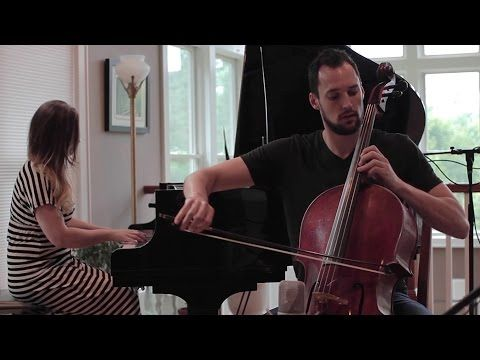 Sia - Chandelier (Piano/Cello Cover) - Brooklyn Duo - YouTube love this (cocktail hour)