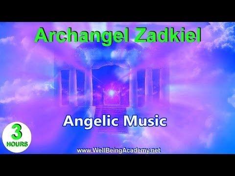 03 - Angelic Music - Archangel Zadkiel - YouTube