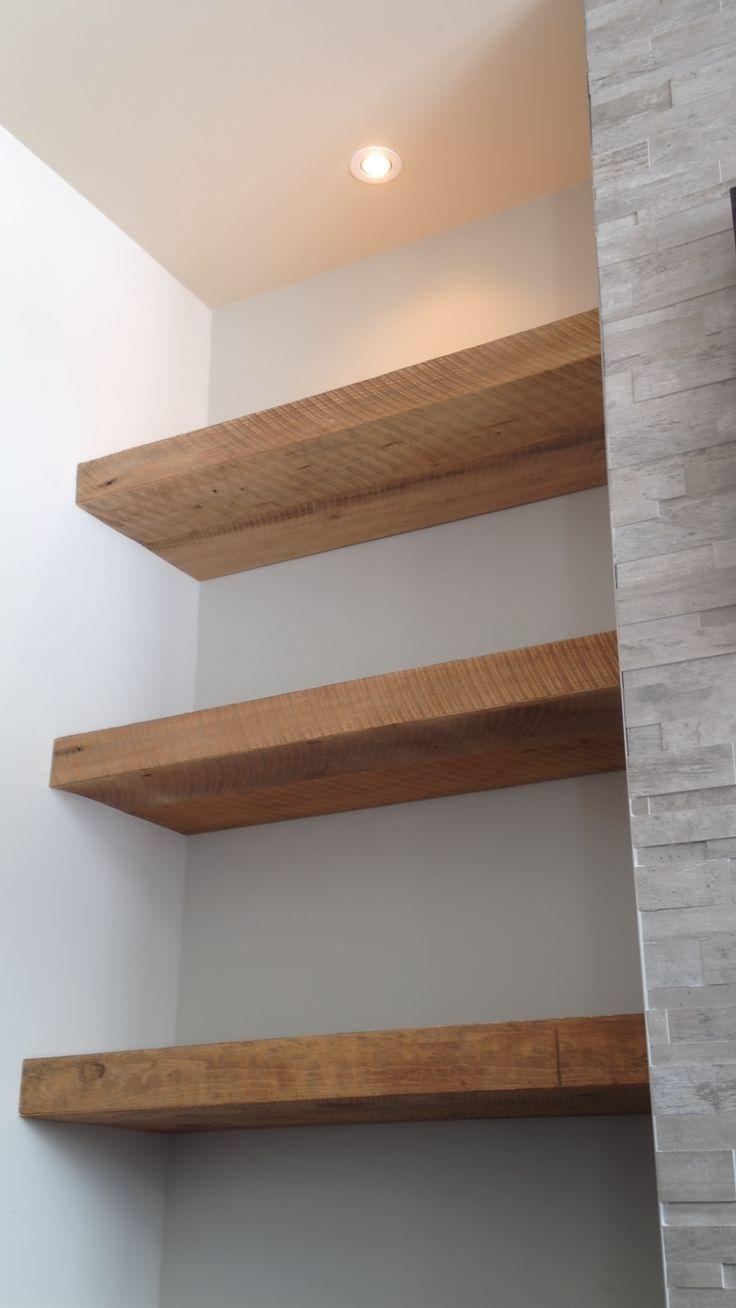 7 Best Kitchen Shelves Images On Pinterest Wood Shelf