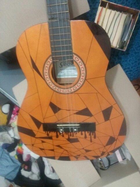 My guitar!