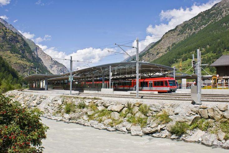 Zermatt-Bahnhof