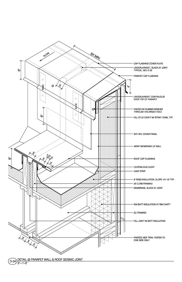 Best Construction Details Images On Pinterest Architecture