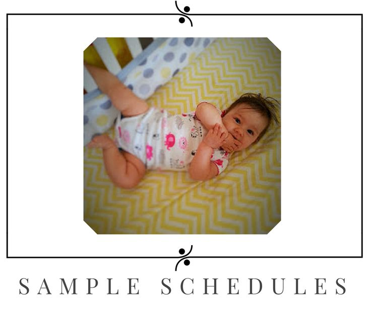 Baby eat wake sleep cycles, sample schedules. Information on naps, and wake times. Babywise methodology.
