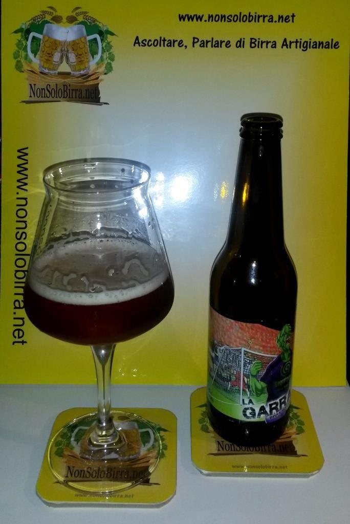 La Garra la Apa del beer Firm Beerdream