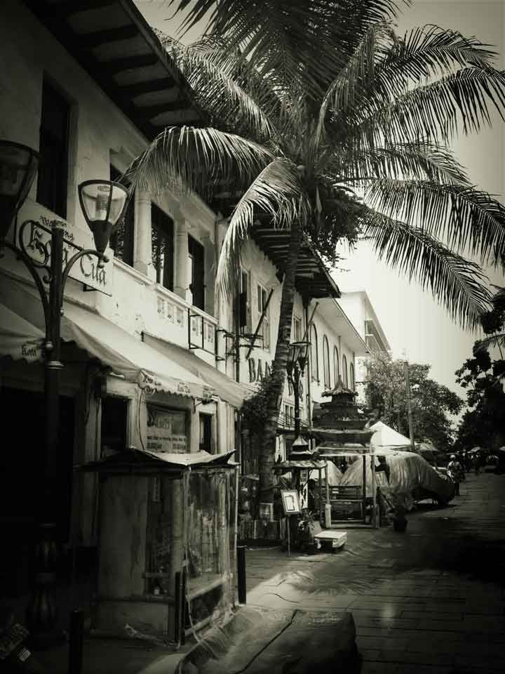 Old Batavia - Jakarta
