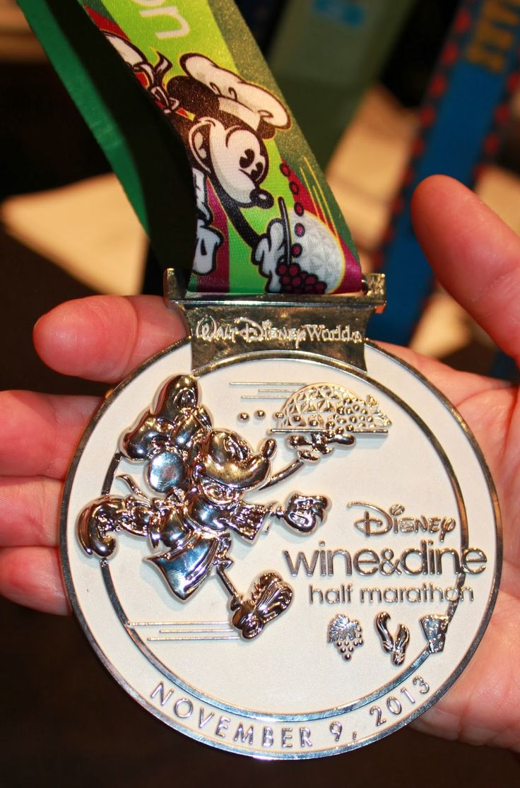 We Run Disney: Wine and Dine Half: What to Expect