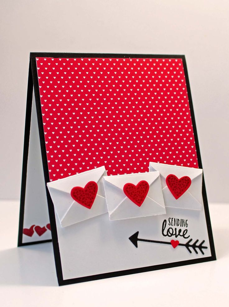 25 unique Valentine cards ideas – How to Make Valentines Cards