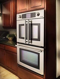 Wall ovens, Combination microwave and Warming drawers on Pinterest