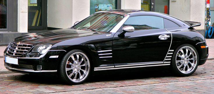 chrysler_crossfire_by_cmdpirxii-d30037s.jpg (1024×450)   Cars to own   Pinterest   Chrysler ...
