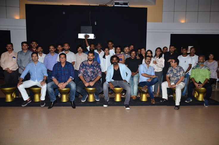 Dino Morea, Mukesh Rishi, Raghav Rishi, Akhilesh Kumar, Arzan Khambatta, Dilip Joshi and Sukant Panigrahy with Team Po10tial at Akhilesh Kumar's 'Sochalay' art show opening at Jehangir Art Gallery