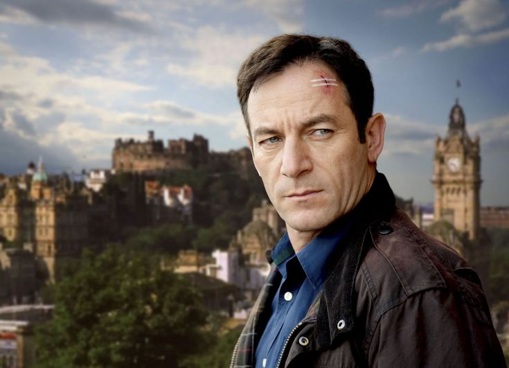 One of the best tv shows to ever come out of Scotland - Case Histories based on the series by Kate Atkinson. Love Jason Isaacs!