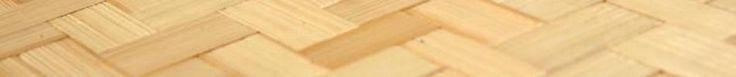 Woven Bamboo Plywood | Herringbone Pattern | Bamboo Decorative Boards | amaZulu Inc.