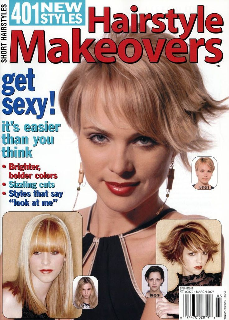 1000+ Images About Hair Magazine On Pinterest