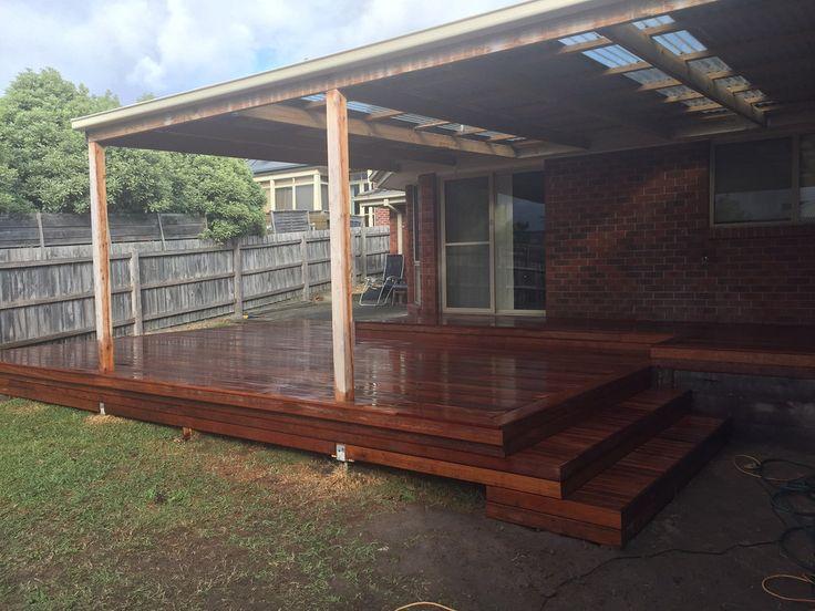 Merbau Deck - Zigbuilt 'Built for Life'