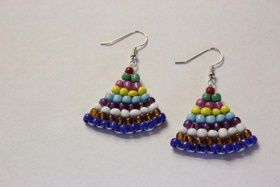 Beadstair Earrings