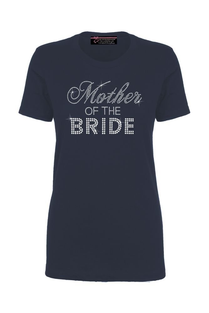 Pink Mother of the Bride Shirts