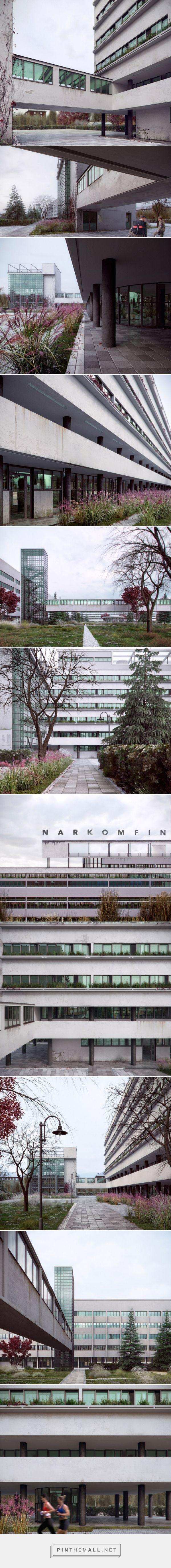 nikolaev rostislav imagines narkomfin 85 years later - created via http://pinthemall.net