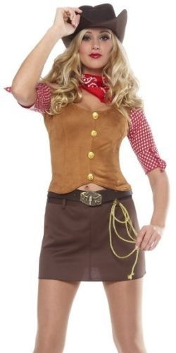 Sexy-Western-Cowgirl-Rodeo-Outfit-Halloween-Costume-L