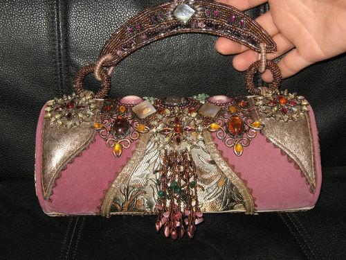 Mary Frances Beaded Pocketbook Handbag Purse Ebay Wow 250 00