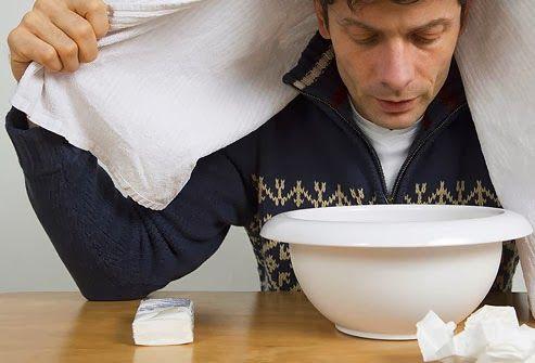 Cura pela Natureza.com.br: Ótimo remédio caseiro para sinusite: inalação de alecrim, cebola e sal