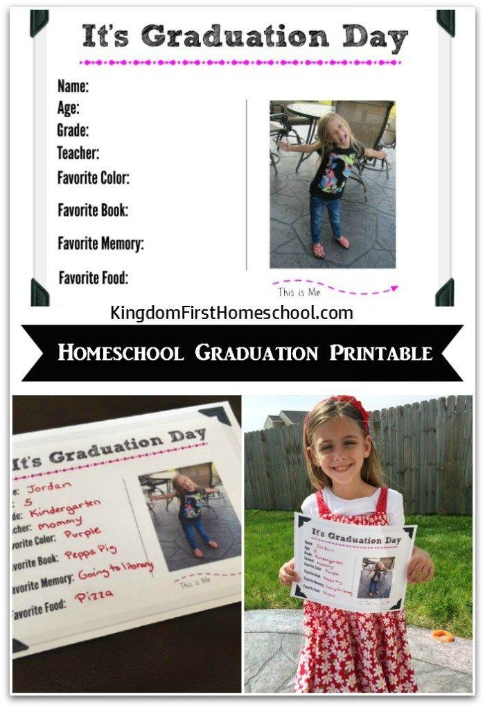 Superb Homeschool Graduation Printable Homeschool Children Download Free Architecture Designs Scobabritishbridgeorg